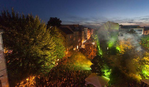 Auguststrasse: opening of Berlin Art Week © Till Budde