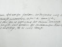 Denn alles was den Gesetzen des Verstandes widerstreitet, ist freilich unmöglich © Kreisdreieck Berlin