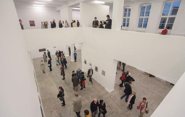 KW Institute during Berlin Art Week © Till Budde