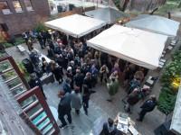 Berlin Art Week reception at Pauly Saal © Till Budde
