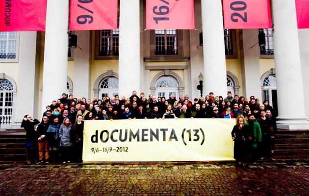 Team dOCUMENTA (13) © Nils Klinger
