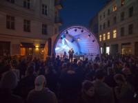 Wowereit opening Berlin Art Week © Till Budde