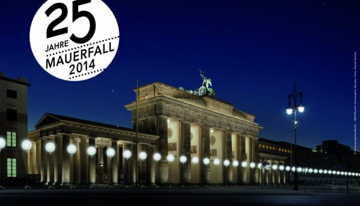 Annelies Bakker - 25 Years Fall of the Wall © Kulturprojekte Berlin / WHITEvoid