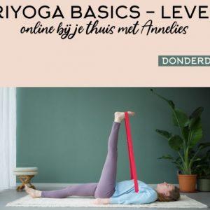 Yoga Evening Flow 90min: seizoenskaart (3mnd)