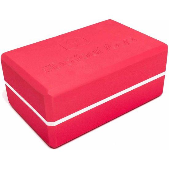 #DoYourYoga | verschillende kleuren | 100% foam | 23 x 10 x 15 cm | 300 g | € 12,99