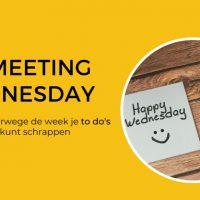No Meeting Wednesday | Annelies Bakker - De Yoga Ondernemer