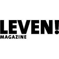 StrandhuisjesYoga in LEVEN! Magazine